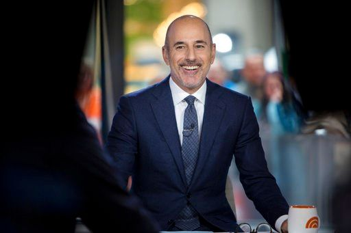 NBCUniversal will conduct internal review on complaints made against Matt Lauer