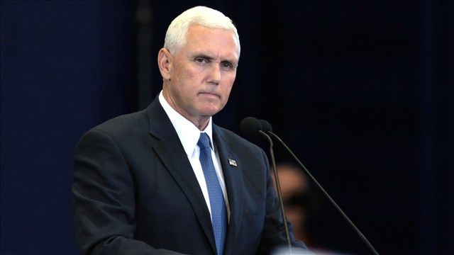White House Official Explains Reason Behind Delay of Pence's Mid East Visit