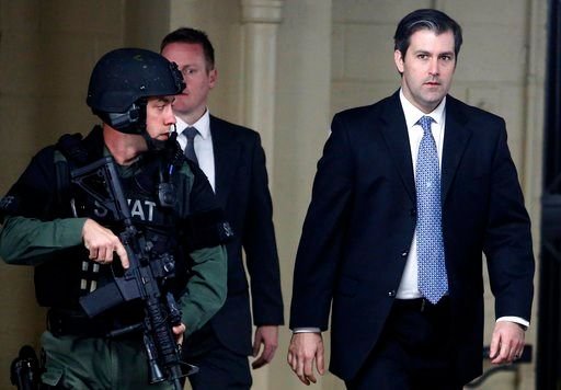 South Carolina Police Officer Who Killed Walter Scott To Be Sentenced