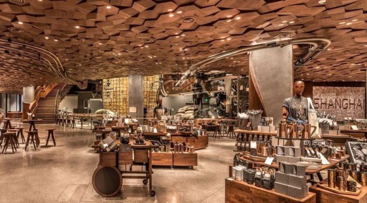 World's biggest Starbucks to open in Shanghai