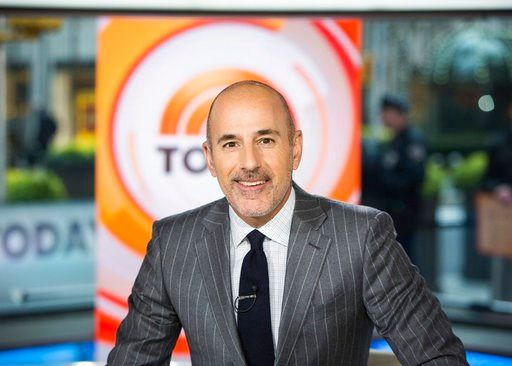 A Therapist Claims, Matt Lauer