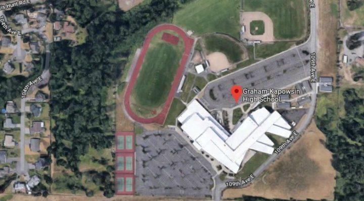 Two students shot outside Graham-Kapowsin High School, sheriff's office says