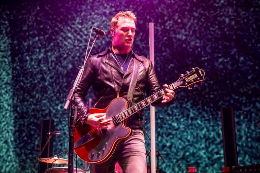 Josh Homme Kicked A Woman In The Face