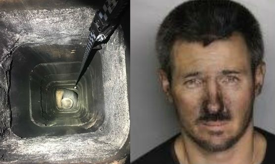 'Criminal Santa' trapped in chimney is forced to call 911
