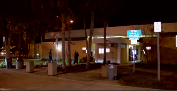 Newborn baby abandoned in Florida rest stop bathroom, police say