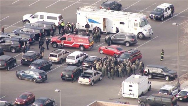 Multiple Officers Shot, Injured in Colorado