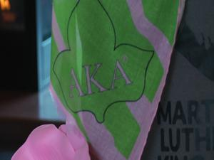Sorority hosts clothing drive for MLK day